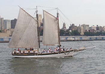 Richard Robbins Sail Yacht