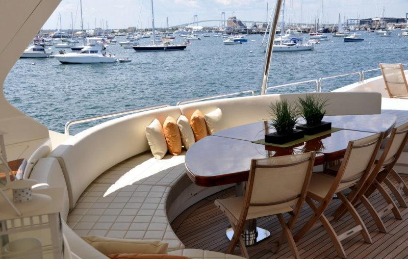 Vivere of the Top Deck