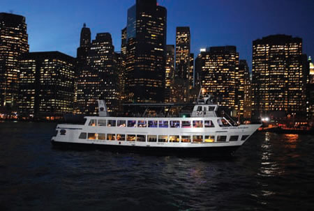 Corporate Yacht Events