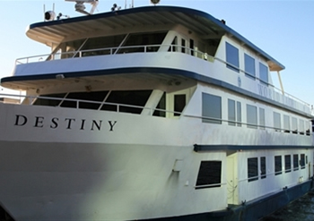 World Yachts Destiny